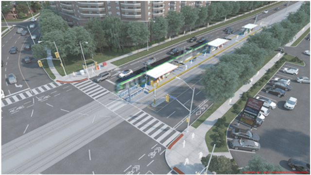 Extension of Crosstown LRT to U of T Scarborough