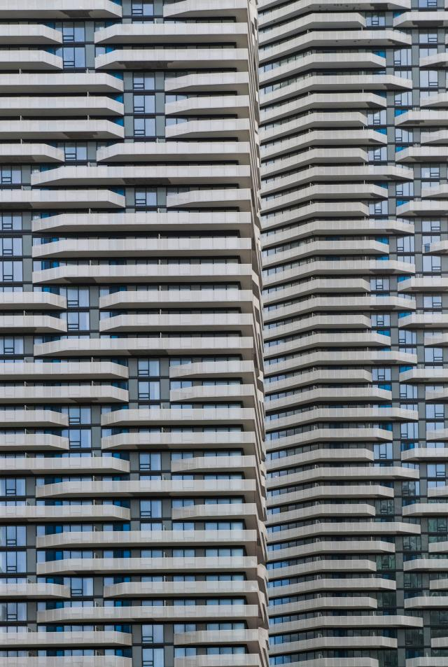Photo of the Day, Harbour Plaza Residences, Toronto