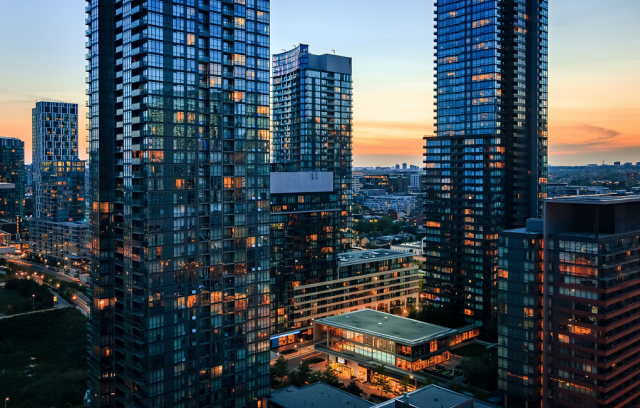 Condo units form an increasing proportion of the rental market, image by UT Flic