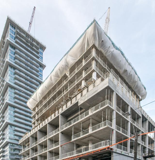 Alter, Tridel, architectsAlliance, Toronto, Church Street