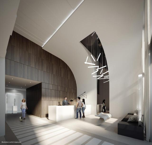 Avro Condominiums, Davpart, BBB Architects, Toronto