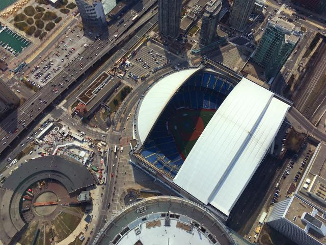 Photo of the Day, Toronto, Rogers Centre
