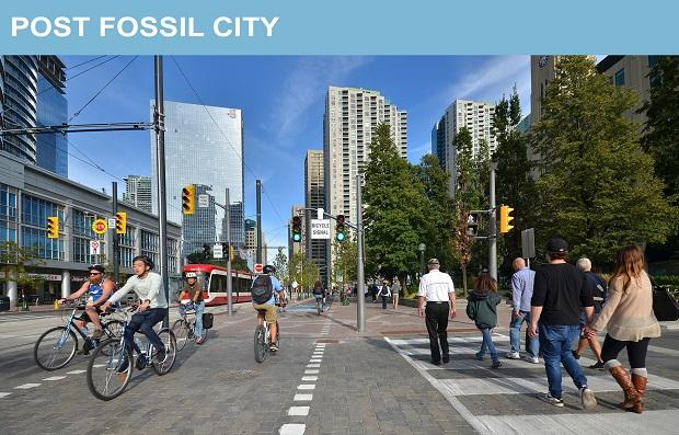Exploring the post-fossil city, image via ULI