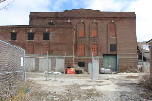 The Wellington Street Destructor, image via City of Toronto