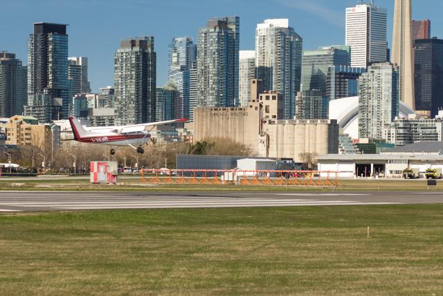 Photo of the Day, Toronto, Billy Bishop Toronto City Airport