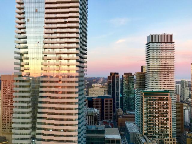 Photo of the Day, Toronto, One Bloor East, Casa II, Casa III