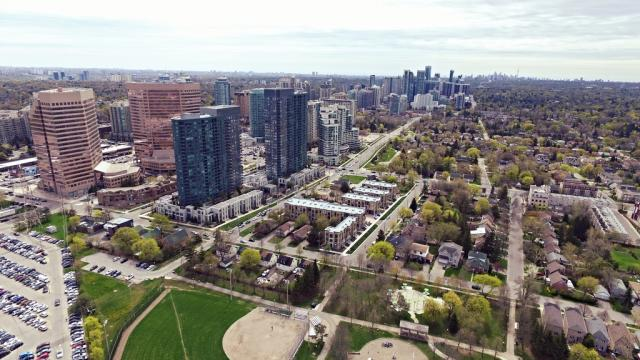 Photo of the Day, Toronto, North York, drone, aerial
