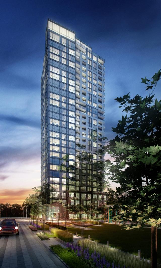 The Kip District, Toronto, by Concert Properties, Page + Steele / IBI