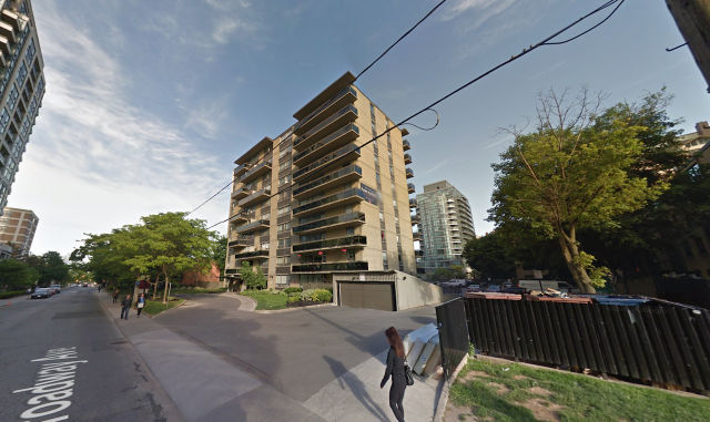 75 Broadway Avenue by WZMH Architects for Timbercreek Communities, Toronto