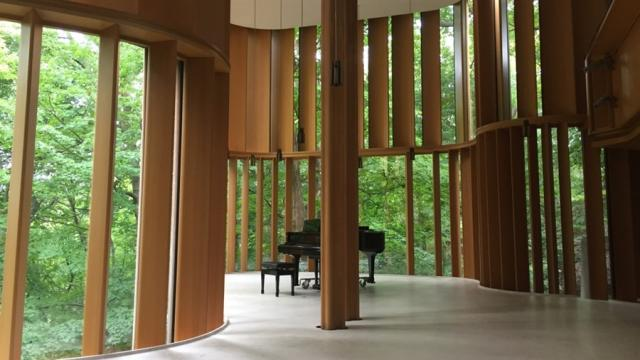 The performance space in Integral House image courtesy of Hot Docs