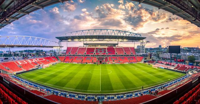 Photo of the Day, Toronto, BMO Field, Exhibition Place