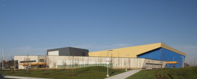 Toronto Pan Am Sports Centre, Norr Ltd., University of Toronto, Toronto