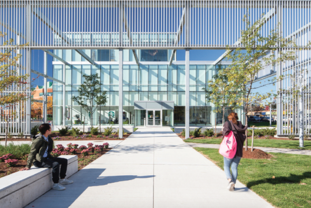 Humber College Student Welcome & Resource Centre, Moriyama and Teshima Architect