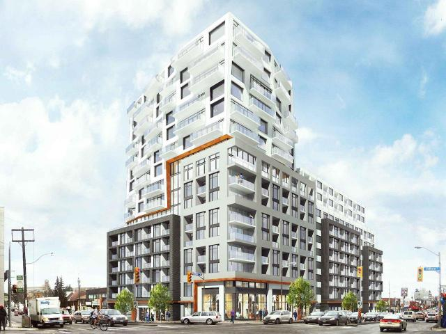 859 Eglinton Avenue West by Quadrangle Architects, Toronto