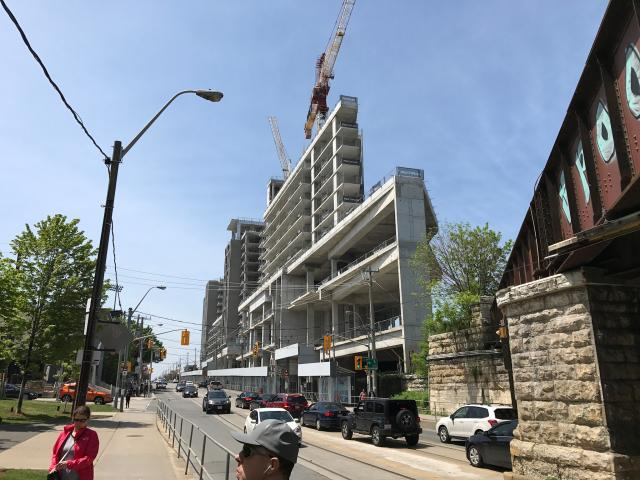 King HighLine, First Capital, Kasian, TACT Architecture, Toronto