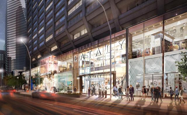 Manulife Centre, Toronto, by Manulife Real Estate, Moed de Armas & Shannon, B+H