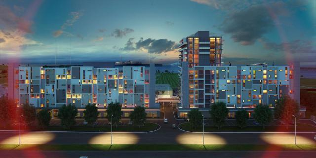 Waterview Condominiums, Tower Residences, LJM, Icon Architects, Grimsby