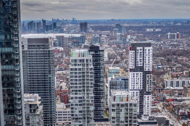 King West and the Humber Bay Shores, image by Greg Lipinski