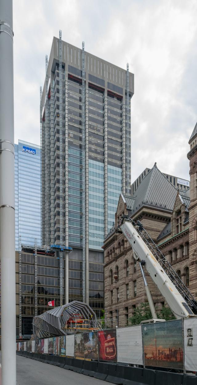 401 Bay Street, Simpson Tower, Toronto, Pellow + Associates, HBC