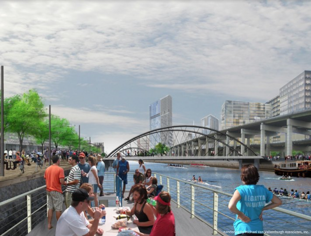 Port Lands Revitalization, Toronto, by Waterfront Toronto, City of Toronto