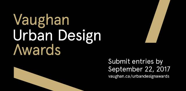 Vaughan Urban Design Awards 2017, image via City of Vaughan