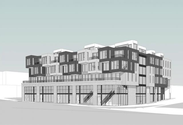 406 Keele Street, Block Developments, RAW Design, Toronto