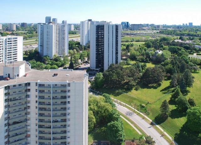North York tower community, image by Marcus Mitanis