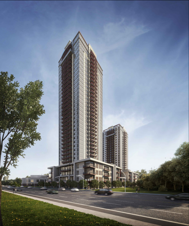 Trinity Ravine Towers, Global Kingdom Ministries, Reinders + Rieder Ltd., Toront