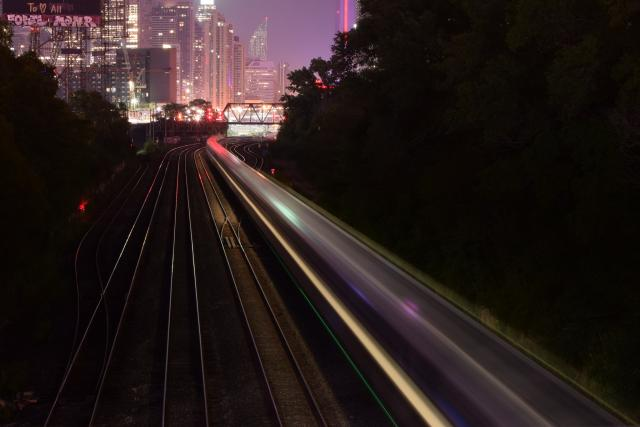 Photo of the Day, Toronto, train, transit