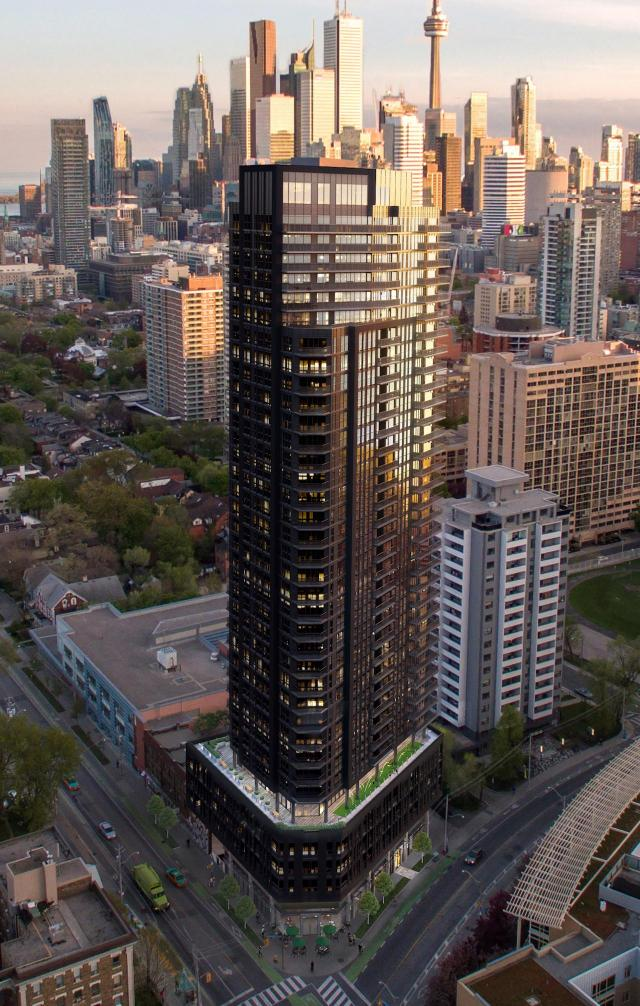 159SW, Toronto, by Alterra Group of Companies, Richmond Architects, Quadrangle