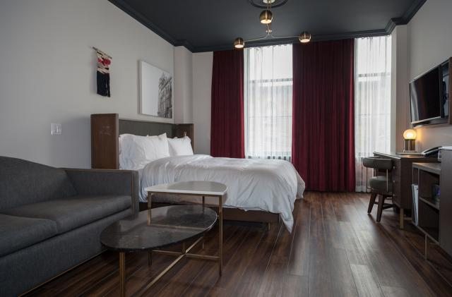 The Broadview Hotel, Toronto, restoration and new architecture by ERA Architects