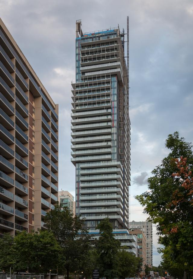 155 Redpath Condominiums, 150 Redpath, Freed, CD Capital, architectsAlliance