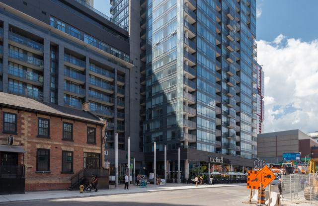 Pinnacle on Adelaide, Toronto, Hariri Pontarini Architects