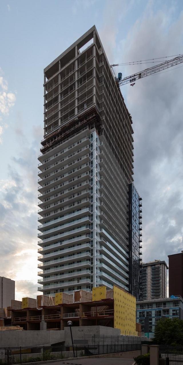 101 Erskine Condos, Tridel, Beaux Properties, CS&P Architects, Toronto