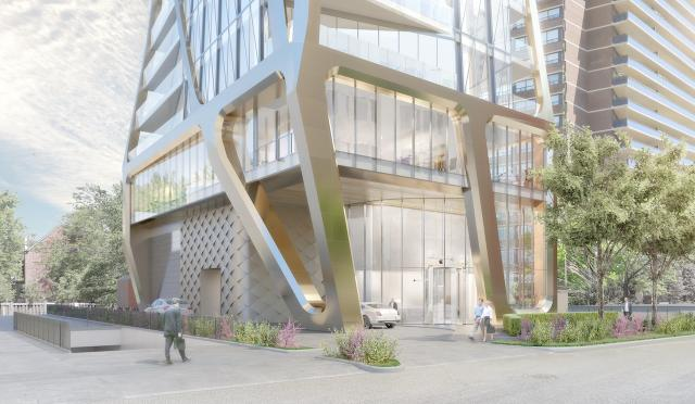 64 Prince Arthur, Toronto, Yorkville, Adi Development Group, CetraRuddy