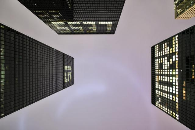 TD Centre, 50th anniversary, Toronto, Financial District, Aude Moreau