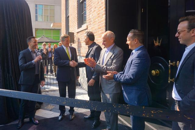 Bisha Hotel Opens in Toronto, Lifetime Developments, INK Entertainment John Tory