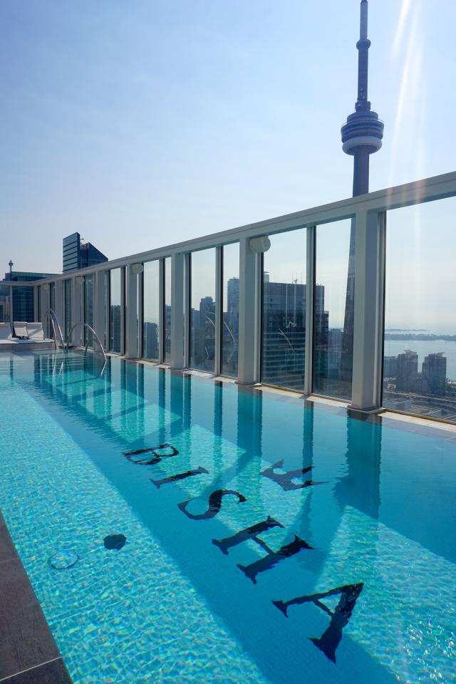Ribbon Cutting Soft Opens Bisha Hotel In Time For Tiff