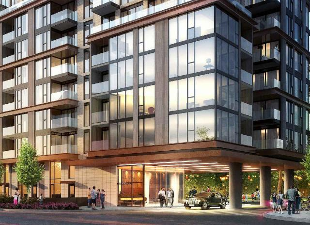 250 Lawrence Avenue West, Toronto, Graywood Developments, Quadrangle