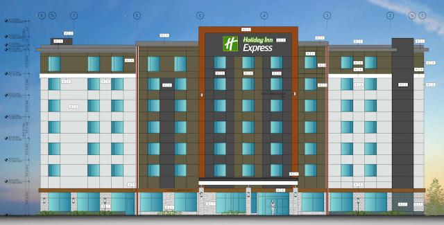 25 International Blvd., Toronto, Holiday Inn Express, API Consultants/Saplys