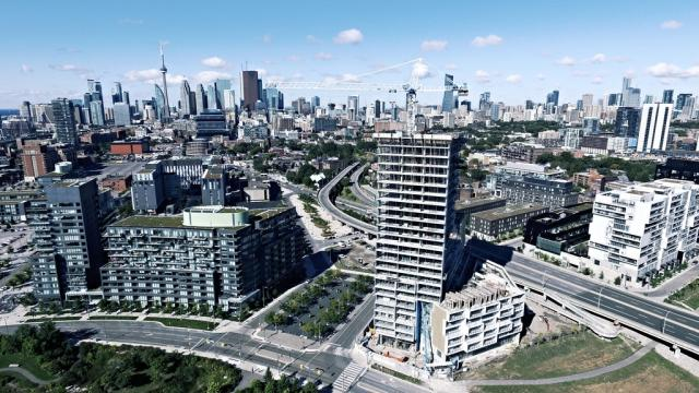 River City 3, RC3, Urban Capital, Saucier + Perrotte Architects, Toronto