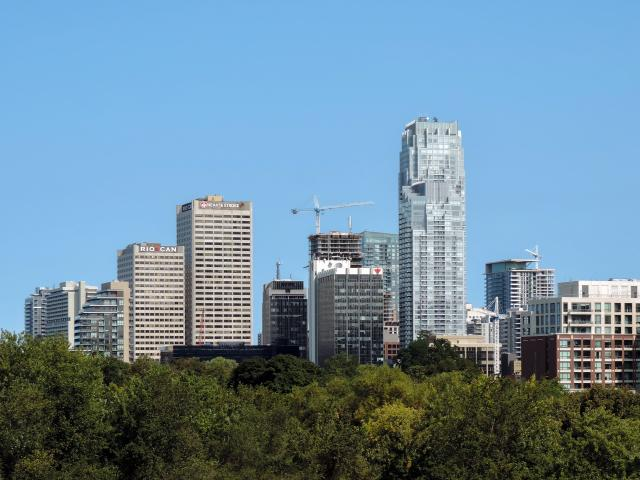 Photo of the Day, Toronto, Midtown, Yonge and Eglinton, skyline