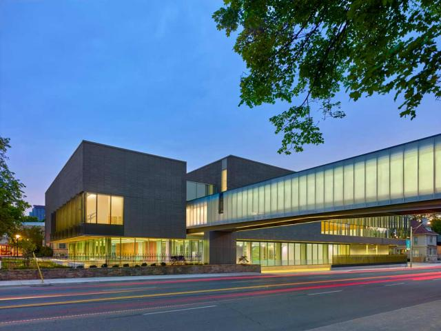 Branksome Hall Athletics and Wellness Centre, Toronto Urban Design Awards