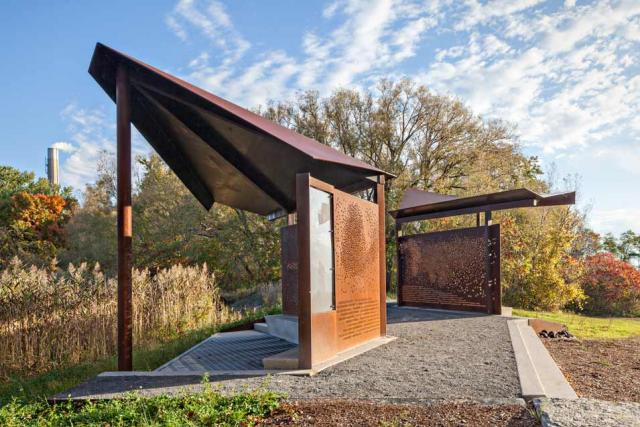 East Point Park Bird Sanctuary Pavilions, Toronto Urban Design Awards