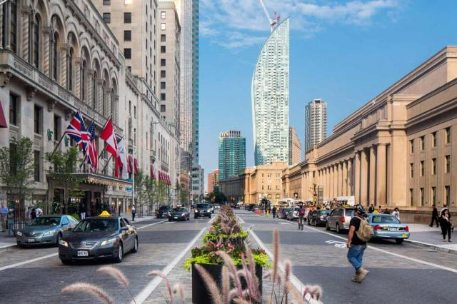 Front Street Revitalization, Toronto Urban Design Awards