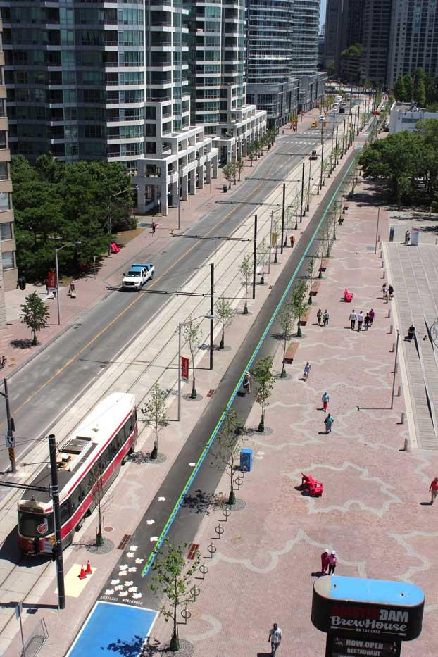 Queens Quay Boulevard, Toronto Urban Design Awards