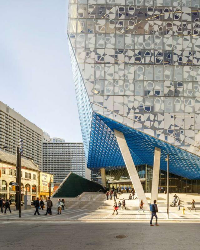 Ryerson University Student Learning Centre, Toronto Urban Design Awards