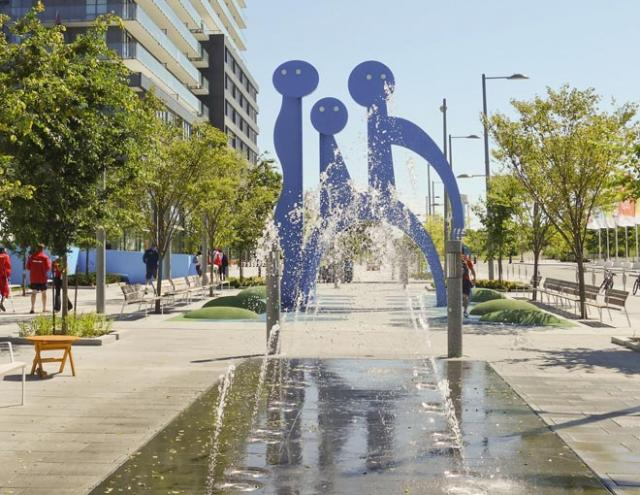West Don Lands Public Realm, Toronto Urban Design Awards