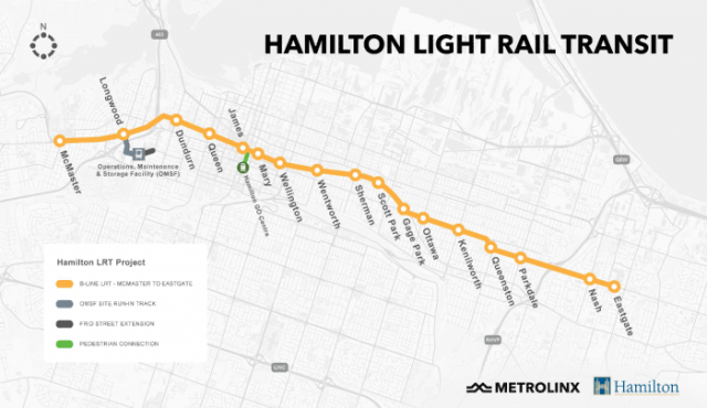 The latest iteration of the Hamilton LRT