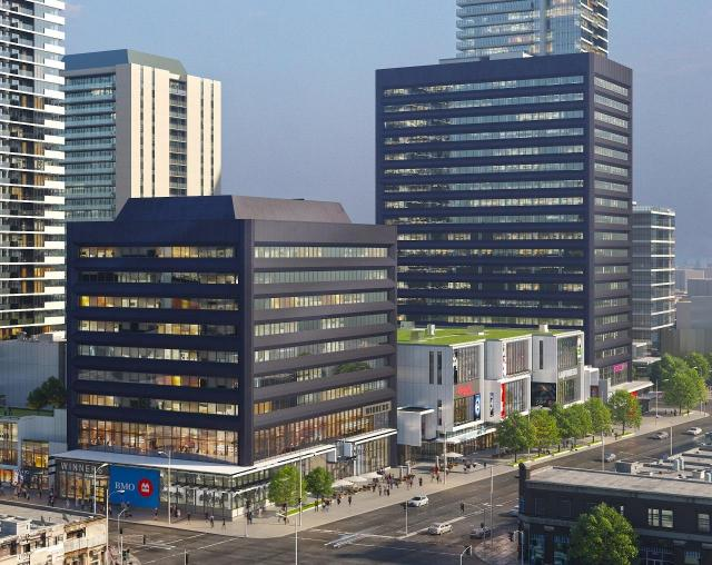 Yonge Sheppard Centre, RioCan, KingSett Capital, Quadrangle, Toronto